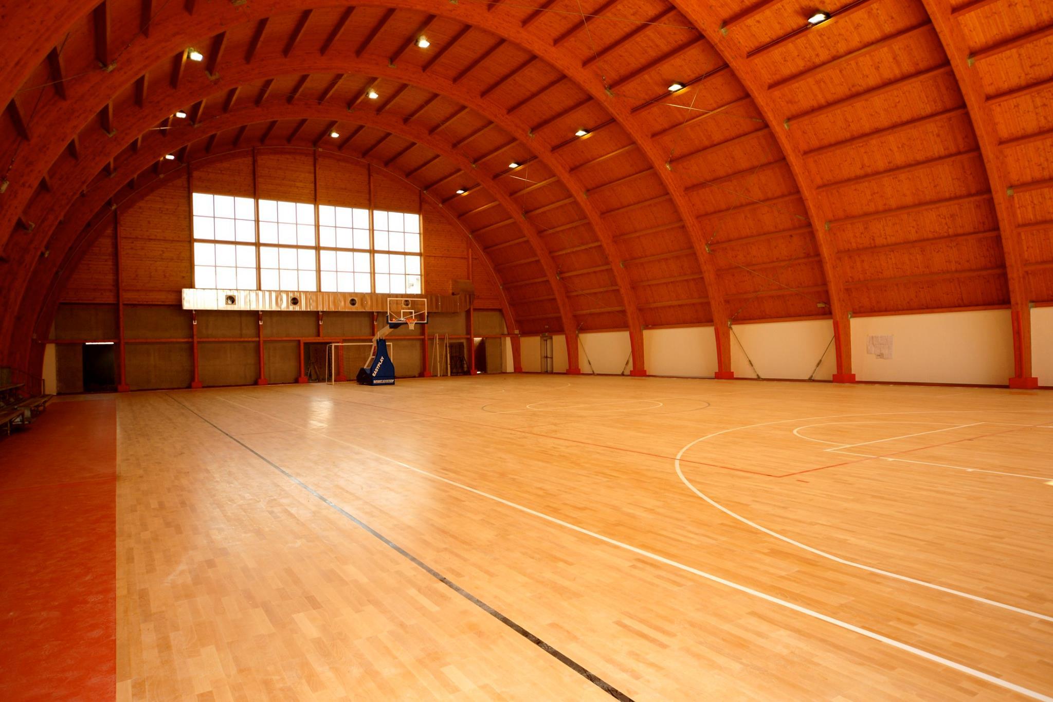 Palestre In Legno Prezzi legno lamellare - costruzione impianti sportivi, olimpia srl
