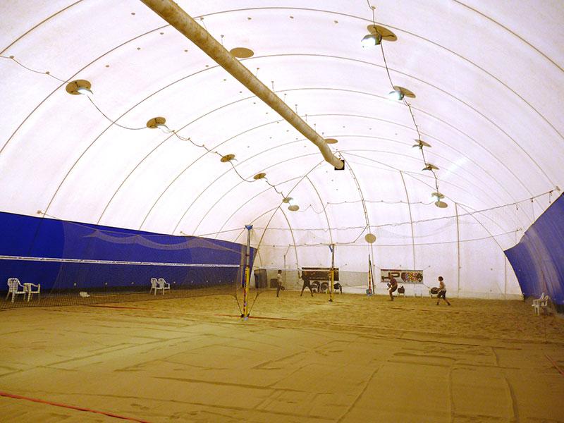 Campi da beach costruzione impianti sportivi olimpia srl